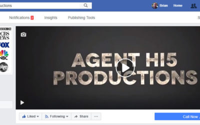 Use Video for your Facebook Cover